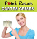 Point relais carte grise